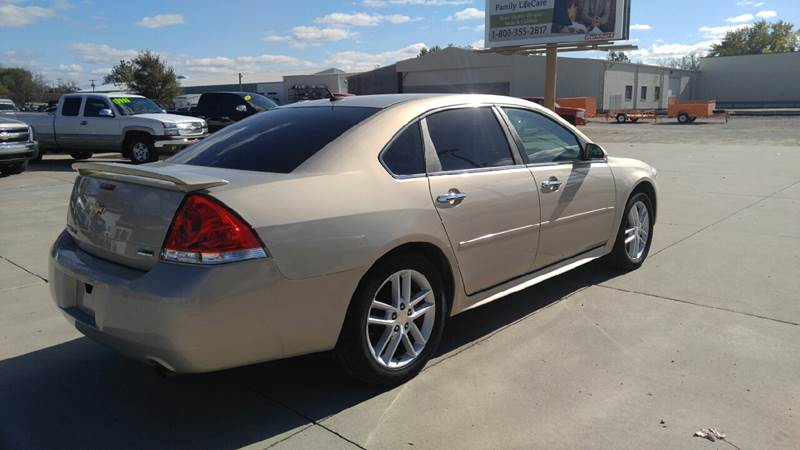 2012 Chevrolet Impala for sale at Johnson's Auto Sales Inc. in Decatur IN