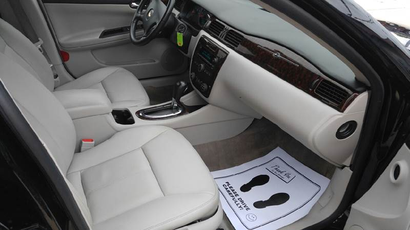 2013 Chevrolet Impala for sale at Johnson's Auto Sales Inc. in Decatur IN