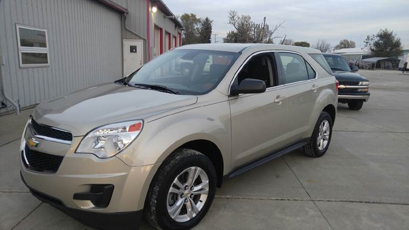 2013 Chevrolet Equinox for sale at Johnson's Auto Sales Inc. in Decatur IN