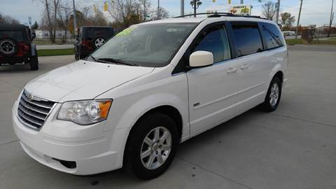2008 Chrysler Town and Country for sale at Johnson's Auto Sales Inc. in Decatur IN