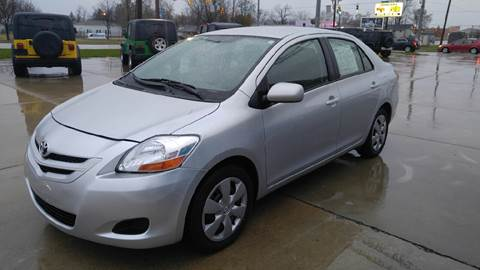 2008 Toyota Yaris for sale at Johnson's Auto Sales Inc. in Decatur IN