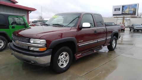 2001 Chevrolet Silverado 1500 for sale at Johnson's Auto Sales Inc. in Decatur IN