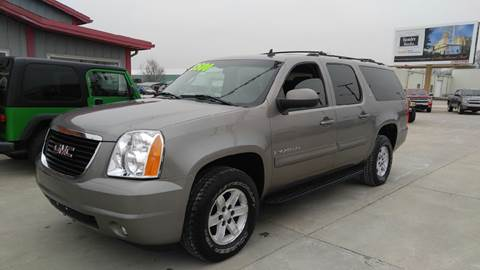 2008 GMC Yukon XL for sale at Johnson's Auto Sales Inc. in Decatur IN