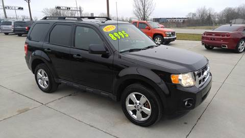 2010 Ford Escape for sale at Johnson's Auto Sales Inc. in Decatur IN