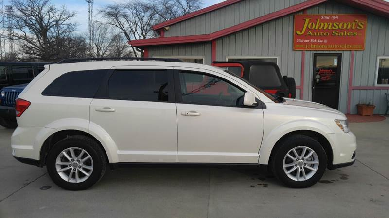 2015 Dodge Journey for sale at Johnson's Auto Sales Inc. in Decatur IN
