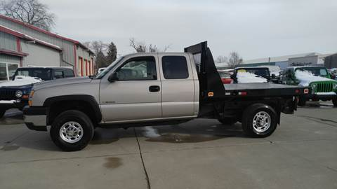 2006 Chevrolet Silverado 3500 for sale at Johnson's Auto Sales Inc. in Decatur IN