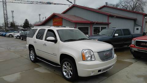 2011 GMC Yukon for sale at Johnson's Auto Sales Inc. in Decatur IN