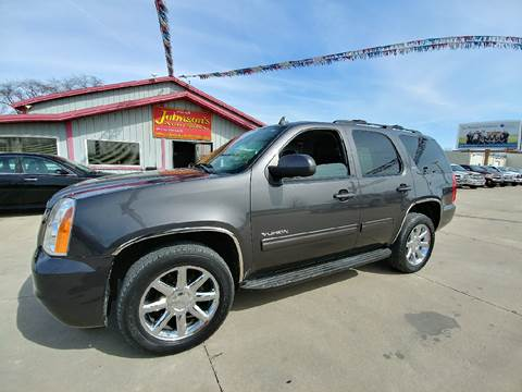 2010 GMC Yukon for sale at Johnson's Auto Sales Inc. in Decatur IN
