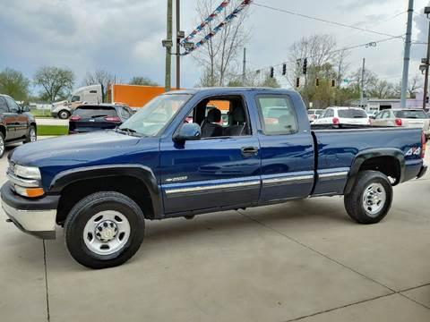 1999 Chevrolet Silverado 2500 for sale at Johnson's Auto Sales Inc. in Decatur IN