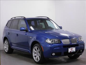 2007 BMW X3 for sale at Cincinnati Automotive Group in Middletown OH