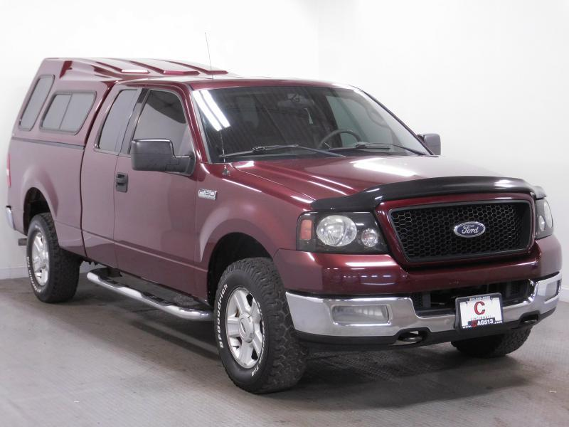 2004 Ford F-150 for sale at Cincinnati Automotive Group in Middletown OH