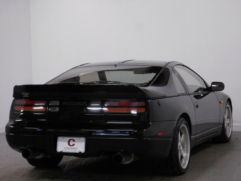 1990 Nissan 300ZX for sale at Cincinnati Automotive Group in Middletown OH