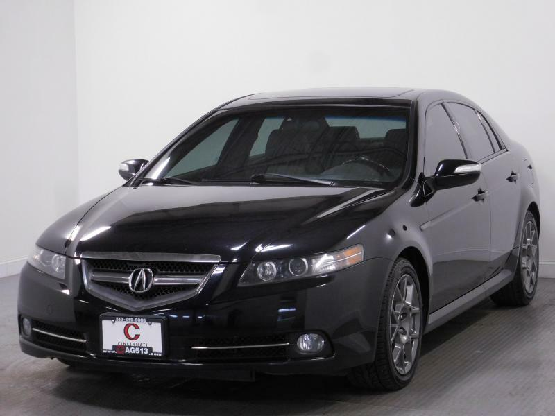 2008 Acura TL for sale at Cincinnati Automotive Group in Middletown OH