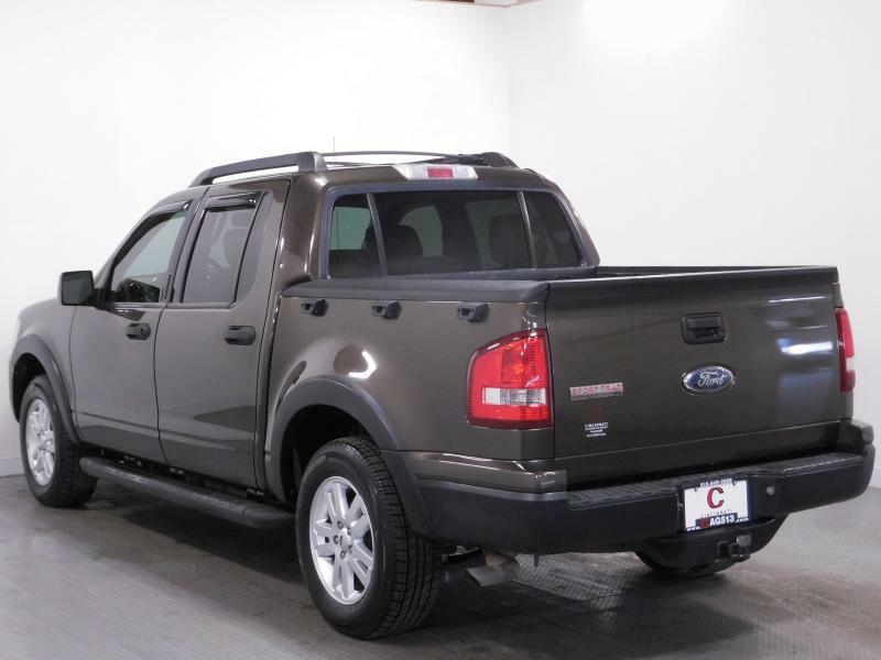 2008 Ford Explorer Sport Trac for sale at Cincinnati Automotive Group in Middletown OH