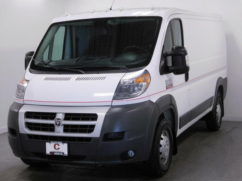 2014 RAM ProMaster Cargo for sale at Cincinnati Automotive Group in Middletown OH