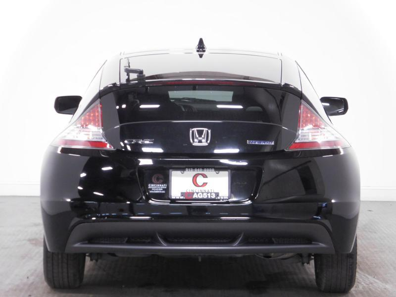2012 Honda CR-Z for sale at Cincinnati Automotive Group in Middletown OH