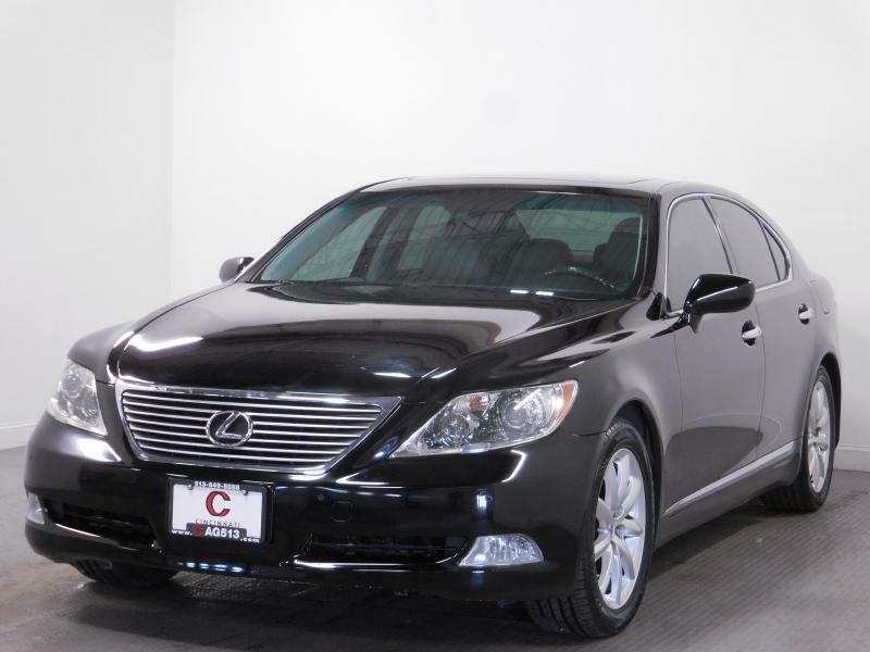 2007 Lexus LS 460 for sale at Cincinnati Automotive Group in Middletown OH