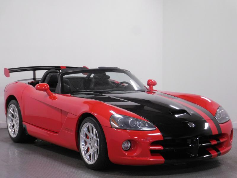 2004 Dodge Viper for sale at Cincinnati Automotive Group in Middletown OH