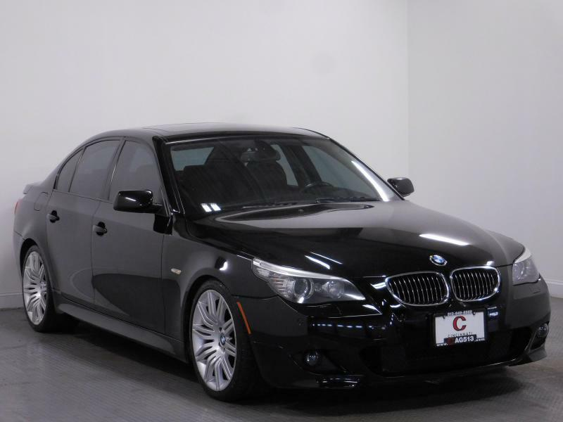 2008 BMW 5 Series for sale at Cincinnati Automotive Group in Middletown OH