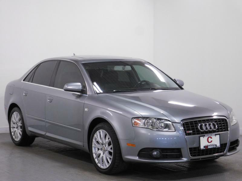 2008 Audi A4 for sale at Cincinnati Automotive Group in Middletown OH