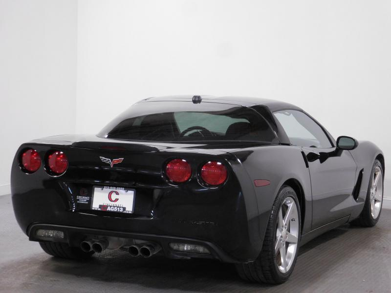 2005 Chevrolet Corvette for sale at Cincinnati Automotive Group in Middletown OH