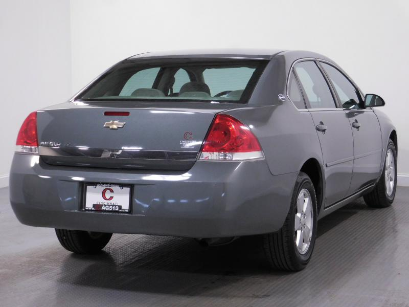 2007 Chevrolet Impala for sale at Cincinnati Automotive Group in Middletown OH