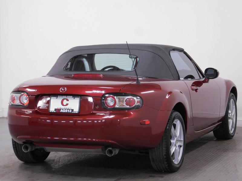 2008 Mazda MX-5 Miata for sale at Cincinnati Automotive Group in Middletown OH