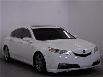 2010 Acura TL for sale at Cincinnati Automotive Group in Middletown OH