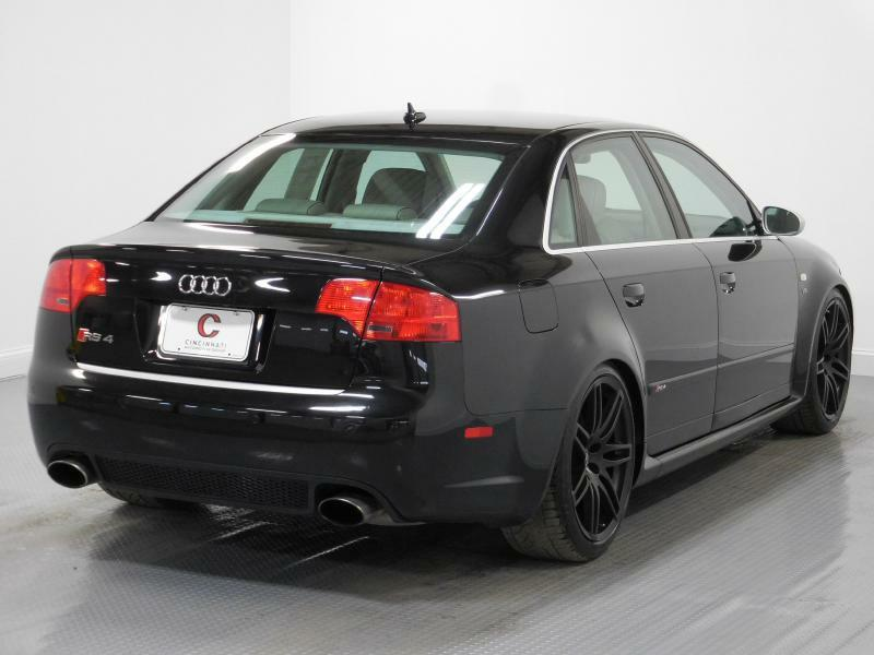 2007 Audi RS 4 for sale at Cincinnati Automotive Group in Middletown OH