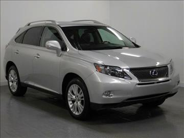 2011 Lexus RX 450h for sale at Cincinnati Automotive Group in Middletown OH