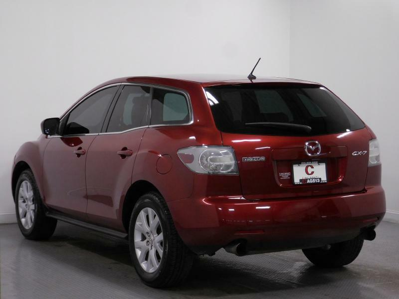 2007 Mazda CX-7 for sale at Cincinnati Automotive Group in Middletown OH