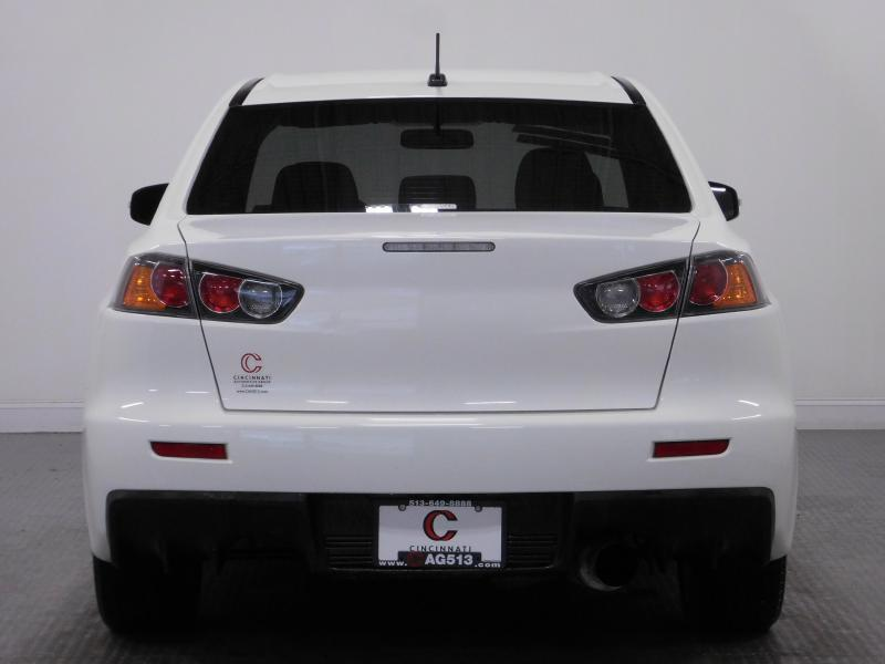 2015 Mitsubishi Lancer Evolution for sale at Cincinnati Automotive Group in Middletown OH