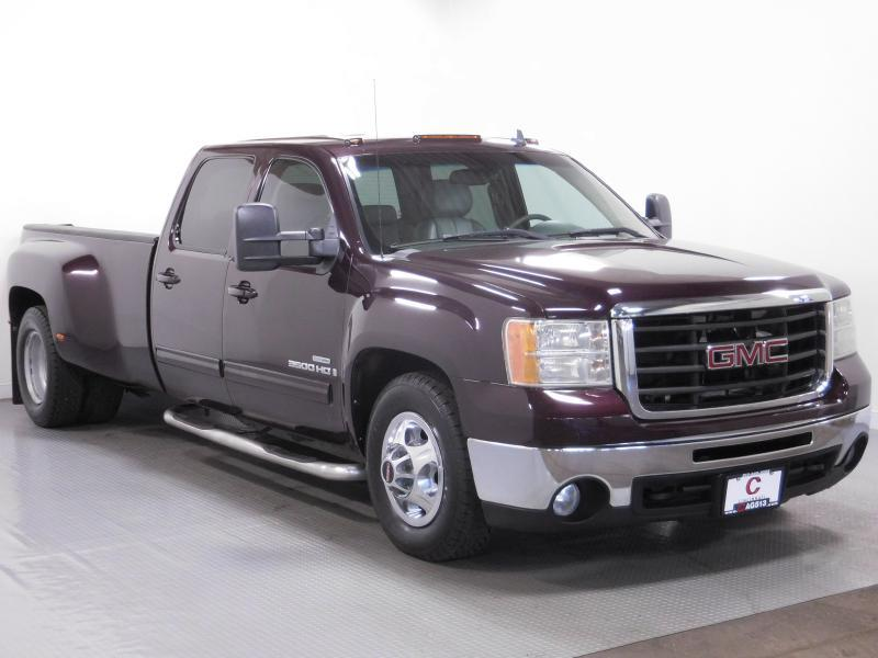 2008 GMC Sierra 3500HD for sale at Cincinnati Automotive Group in Middletown OH