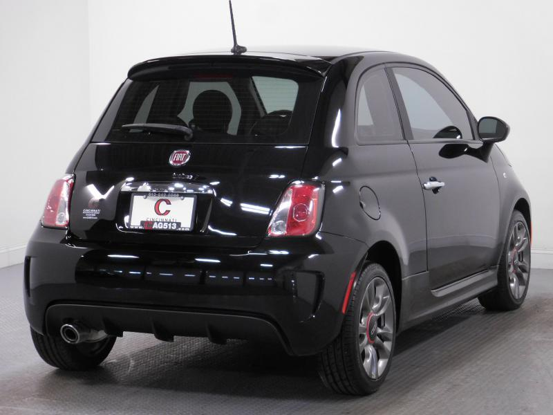 2015 FIAT 500 for sale at Cincinnati Automotive Group in Middletown OH