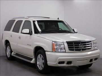 2006 Cadillac Escalade for sale at Cincinnati Automotive Group in Middletown OH