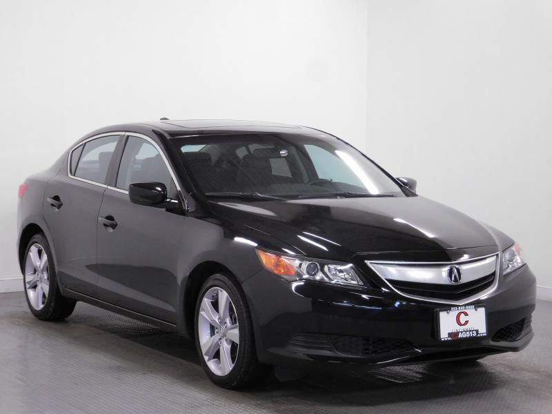 2015 Acura ILX for sale at Cincinnati Automotive Group in Middletown OH