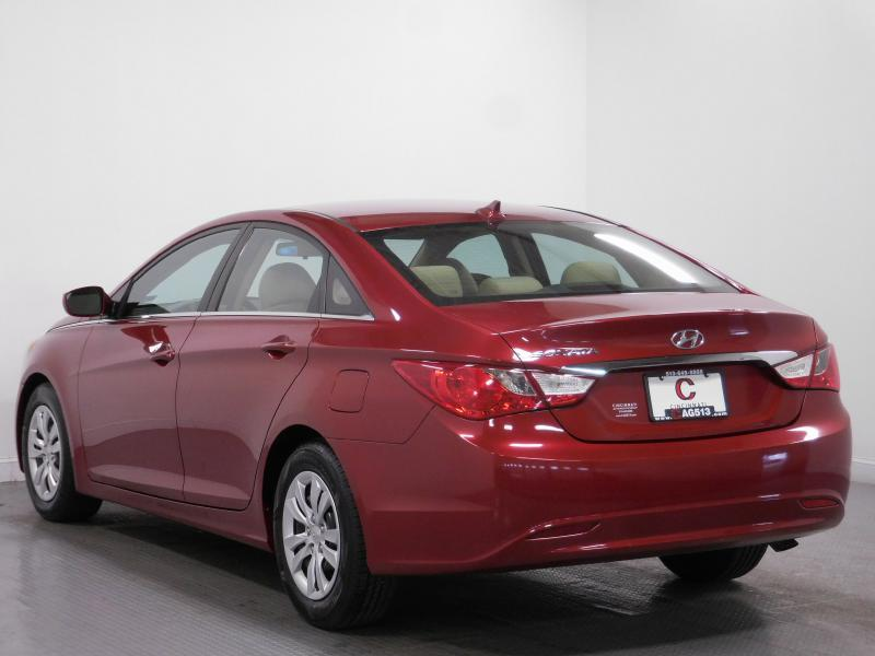 2011 Hyundai Sonata for sale at Cincinnati Automotive Group in Middletown OH