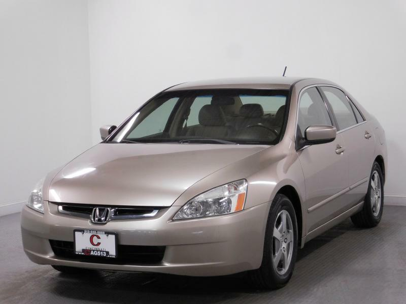 2005 Honda Accord for sale at Cincinnati Automotive Group in Middletown OH