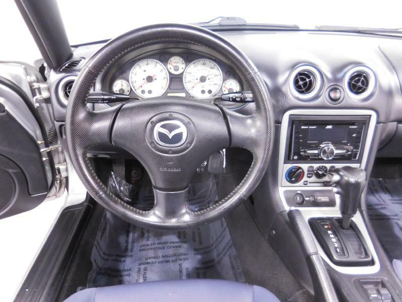2004 Mazda MX-5 Miata for sale at Cincinnati Automotive Group in Middletown OH