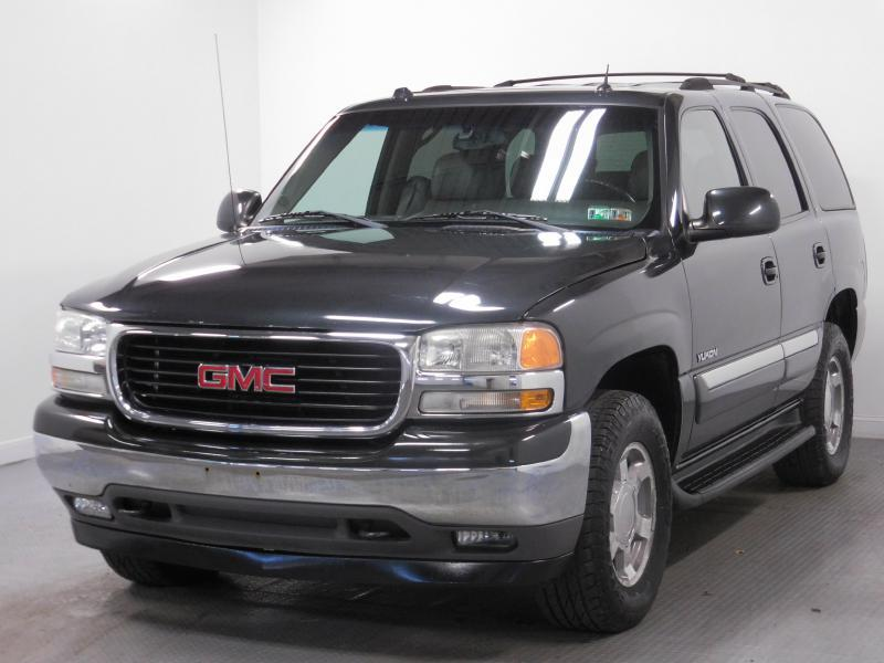 2005 GMC Yukon for sale at Cincinnati Automotive Group in Middletown OH