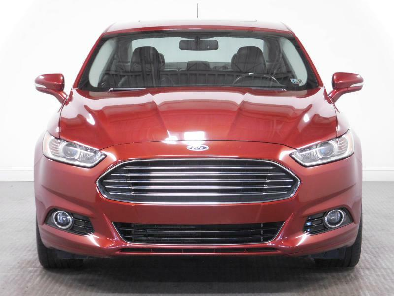 2014 Ford Fusion for sale at Cincinnati Automotive Group in Middletown OH