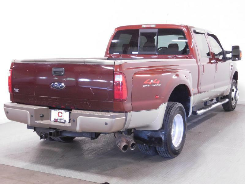 2008 Ford F-350 Super Duty for sale at Cincinnati Automotive Group in Middletown OH