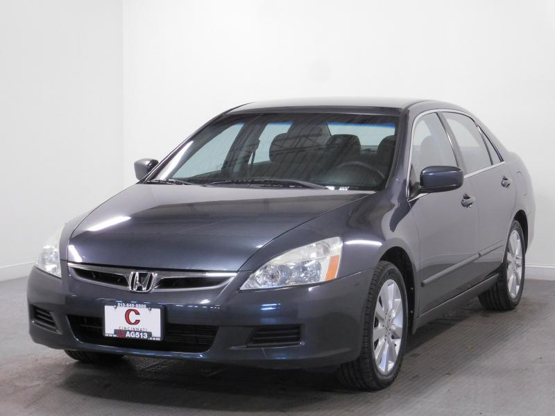 2007 Honda Accord for sale at Cincinnati Automotive Group in Middletown OH