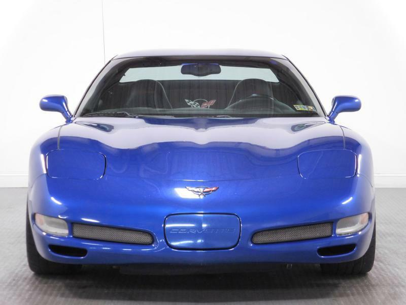 2002 Chevrolet Corvette for sale at Cincinnati Automotive Group in Middletown OH