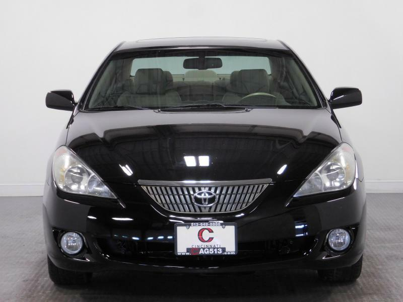 2006 Toyota Camry Solara for sale at Cincinnati Automotive Group in Middletown OH