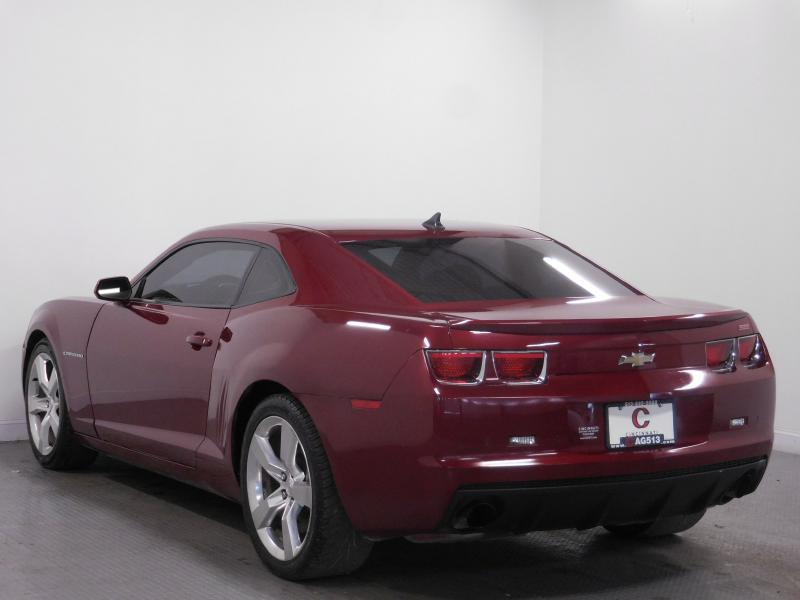 2011 Chevrolet Camaro for sale at Cincinnati Automotive Group in Middletown OH