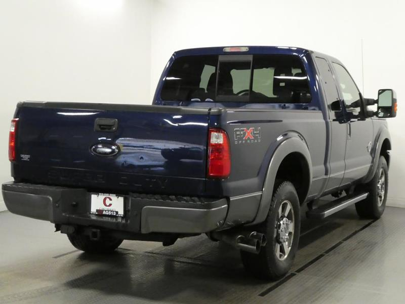 2011 Ford F-250 Super Duty for sale at Cincinnati Automotive Group in Middletown OH