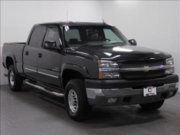 2003 Chevrolet Silverado 2500HD for sale at Cincinnati Automotive Group in Middletown OH