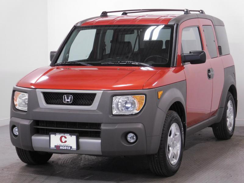 2003 Honda Element for sale at Cincinnati Automotive Group in Middletown OH