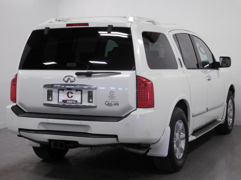 2005 Infiniti QX56 for sale at Cincinnati Automotive Group in Middletown OH